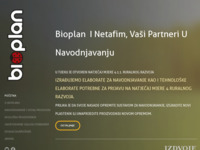 Slika naslovnice sjedišta: Bioplan d.o.o. (http://www.bioplan.hr/)