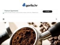 Slika naslovnice sjedišta: Gorila.hr (http://gorila.hr)