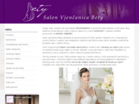 Slika naslovnice sjedišta: Vjenčanice Bety (http://www.salonvjencanicabety.com/)