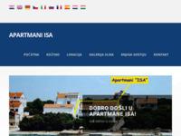 Slika naslovnice sjedišta: Apartmani Isa - Kožino (http://www.kozino-isa.com/)