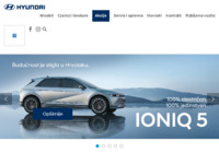 Slika naslovnice sjedišta: Afro d.o.o. Hyundai (http://www.afro.hr)