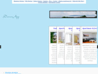 Frontpage screenshot for site: (http://www.davorapp.pondi.hr)