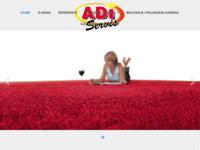 Slika naslovnice sjedišta: Adi servis (http://www.adi-servis.hr/)
