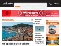 Slika naslovnice sjedišta: Zaštita - časopis za zaštitu i sigurnost osoba i imovine (http://zastita.info)