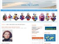 Frontpage screenshot for site: Cro-eu.com (http://www.cro-eu.com/)