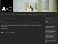 Slika naslovnice sjedišta: Aag - dizajn centar (http://www.aag.hr)