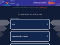 Slika naslovnice sjedišta: Izrada web stranica (http://www.izrada-web-stranice.net/)