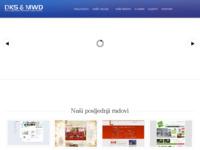 Slika naslovnice sjedišta: DKS & MWD (http://www.dks.hr)