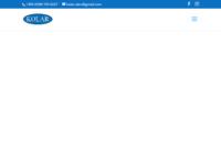 Frontpage screenshot for site: Garažna vrata (http://www.kolar.hr/)