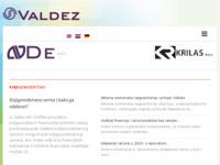 Slika naslovnice sjedišta: Virtualni ured - Vaš ured (http://www.virtualni-ured.net)