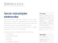 Frontpage screenshot for site: Spectolux d.o.o. za proizvodnju trgovinu i usluge (http://www.spectolux.com)