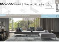 Slika naslovnice sjedišta: Solano d.o.o. (http://www.solano.hr)