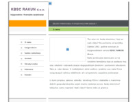 Slika naslovnice sjedišta: KBSC Rakun d.o.o. knjigovodstvo i financijsko savjetovanje (http://www.kbsc-rakun.hr)