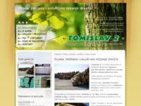 Slika naslovnice sjedišta: Pilana Tomislav 2, Ćurlovac (http://tomislav2.hr/)