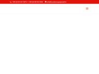 Frontpage screenshot for site: Studio Nixa prijevodi d.o.o. (http://www.studionixa.hr)