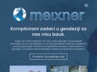 Slika naslovnice sjedišta: Meixner.hr - geodezija (http://meixner.hr/)