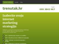 Slika naslovnice sjedišta: Trenutak web dizajn studio (http://www.trenutak.hr)