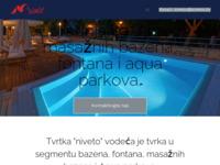 Slika naslovnice sjedišta: Niveto d.o.o. (http://www.niveto.hr/)