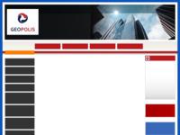 Slika naslovnice sjedišta: Geodetski ured Geopolis d.o.o. (http://www.geopolis.hr)