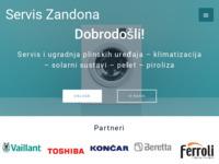Slika naslovnice sjedišta: Elektrotehnicki servis Zandona (http://www.servis-zandona.hr)