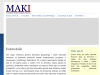 Slika naslovnice sjedišta: Maki (http://www.maki-zgr.hr)