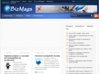 Slika naslovnice sjedišta: eBizMags (http://www.ebizmags.com)