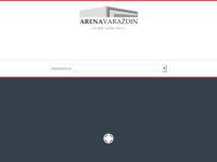 Slika naslovnice sjedišta: Arena Varaždin, gradska sportska dvorana Varaždin (http://www.arena-varazdin.hr/)