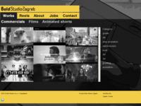 Frontpage screenshot for site: Bold Studio (http://www.bold-studio.com)