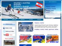 Slika naslovnice sjedišta: Skijanje u Austriji (http://www.skijanje.at)