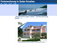 Slika naslovnice sjedišta: Zadar-apartmani i sobe Zadar (http://www.holiday-adria.de)