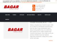 Slika naslovnice sjedišta: Bagar (http://www.bagar.hr/)