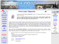 Frontpage screenshot for site: (http://www.otokprvic.info)