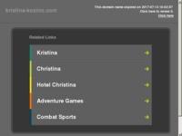 Frontpage screenshot for site: Restoran Kristina Kožin (http://www.kristina-kozino.com)