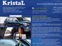 Slika naslovnice sjedišta: Autostakla Kristal Bjelovar (http://auto-stakla-kristal.com/)
