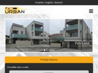 Slika naslovnice sjedišta: Urbangrad d.o.o. (http://www.urbangrad.hr)