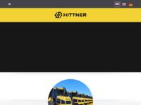 Frontpage screenshot for site: Traktori Hittner (http://hittner.hr/)
