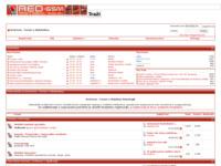 Slika naslovnice sjedišta: Red-Gsm (http://www.red-gsm.net/)