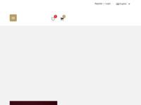 Frontpage screenshot for site: Vina Kalazić (http://www.vina-kalazic.com)