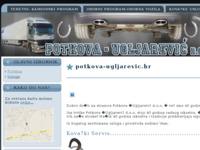 Slika naslovnice sjedišta: potkova-ugljarevic.hr (http://www.potkova-ugljarevic.hr/)