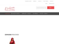 Frontpage screenshot for site: Sex Shop - Eroticom (http://www.eroticom.hr)