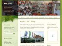 Slika naslovnice sjedišta: Poljana d.o.o. (http://www.poljana.net)