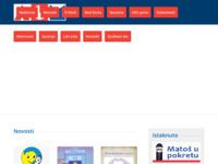 Slika naslovnice sjedišta: Osnovna škola A. G. Matoša - Zagreb (http://www.osagm.hr)