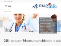 Slika naslovnice sjedišta: Mag informatika (http://www.mag.hr/)