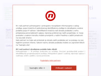 Frontpage screenshot for site: Kako prestati pušiti (http://www.prestati-pusiti.blog.hr/)