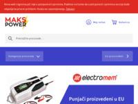 Slika naslovnice sjedišta: Najjeftiniji akumulatori i baterije (http://www.makspower.hr)