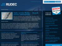 Slika naslovnice sjedišta: Auto servis Rudec - Bosch servis automobila (http://www.rudec.hr)