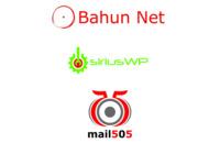 Frontpage screenshot for site: bahun.net (http://bahun.net)