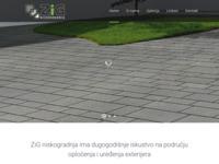 Slika naslovnice sjedišta: Z i G niskogradnja (http://www.zig-ng.hr)