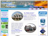 Slika naslovnice sjedišta: Apartmani-Kristina (http://www.apartmani-kristina.magmaportal.com)