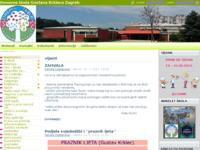 Slika naslovnice sjedišta: Osnovna škola Gustava Krkleca, Zagreb (http://www.os-gkrkleca-zg.skole.hr)